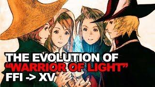 "Video The Complete Evolution of The ""Warrior of Light"" Story Arc (Final Fantasy I - XV) MP3, 3GP, MP4, WEBM, AVI, FLV Desember 2018"