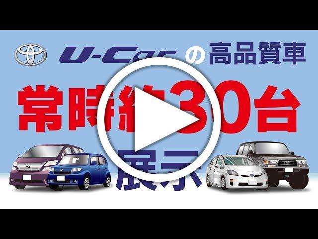 ネッツトヨタ沖縄(株)浦添店の動画