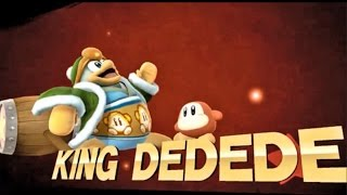 Green DeDeDe is the Better DeDeDe – A SSB4 King DeDeDe Highlight and Combo Video