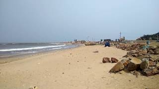 Best Visiting Place at Vizag Rishikonda Beach Amazing