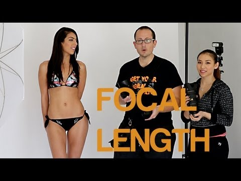 thatnikonguy - What is the best focal length to take portraits for FULL FRAME and CROP cameras? 85mm? 105mm? What are the factors to consider? Meet Cass: http://www.modelma...