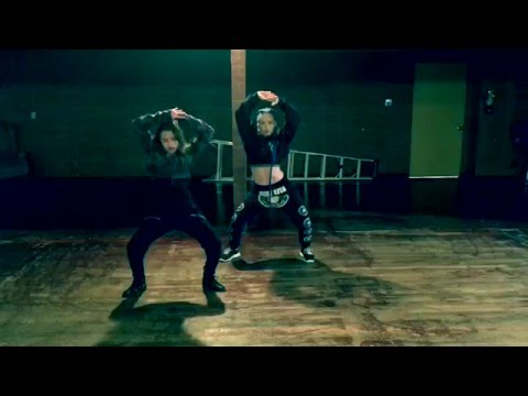 Work by Rihanna - JoJo Gomez Choreography