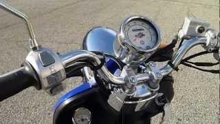 3. 2008 Yamaha Vino 125 Scooter