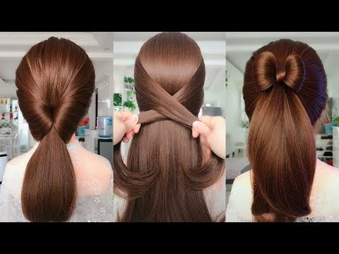 Easy hairstyles - TOP 18 Amazing Hair Transformations  Beautiful Hairstyles Compilation 2019  Part 14