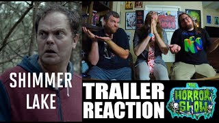 """Nonton """"Shimmer Lake"""" 2017 Trailer Reaction - The Horror Show Film Subtitle Indonesia Streaming Movie Download"""