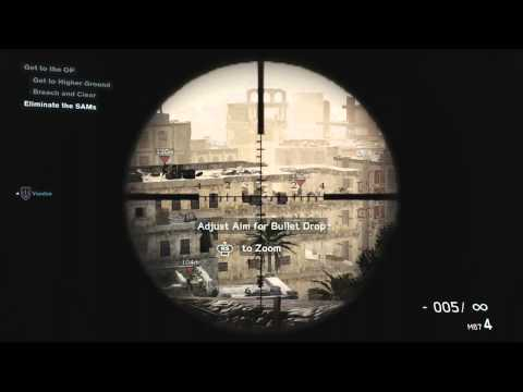 medal of honor warfighter xbox 360 youtube