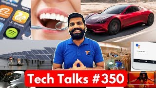 Video Tech Talks #350 - OnePlus 5T, AirTel 5G, Tesla Roadster, UCWeb UC Browser, Samsung Pay MP3, 3GP, MP4, WEBM, AVI, FLV November 2017