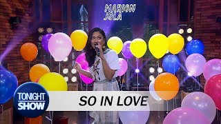 Download Lagu Marion Jola - So In Love (special Performance) Mp3