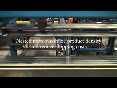 Samco Machinery Strut Nester and Bundler