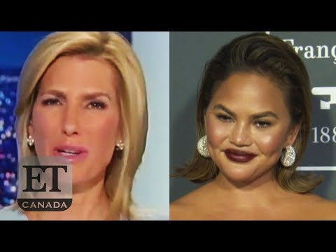 Laura Ingraham, Piers Morgan Slam Chrissy Teigen's Time 100 Inclusion