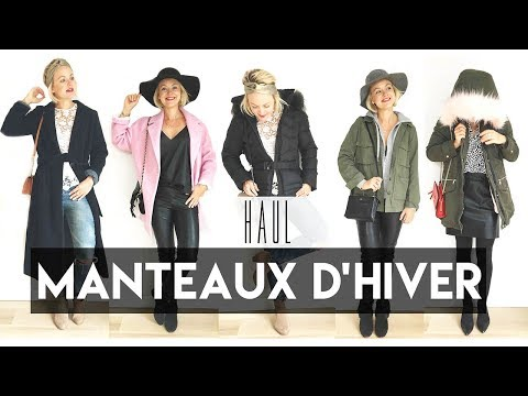 Manteau femme hiver 2017-2018- Mango, Zara - GUIDE TENDANCES