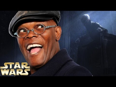 Samuel L. Jackson Responds To The Snoke Is Mace Windu Theory