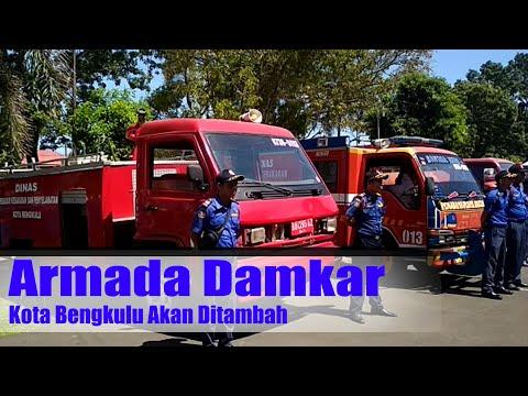 Armada Damkar Kota Bengkulu Akan Ditambah
