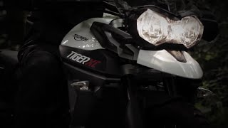 4. 2015 Triumph Tiger 800 XC with Bear Grylls official