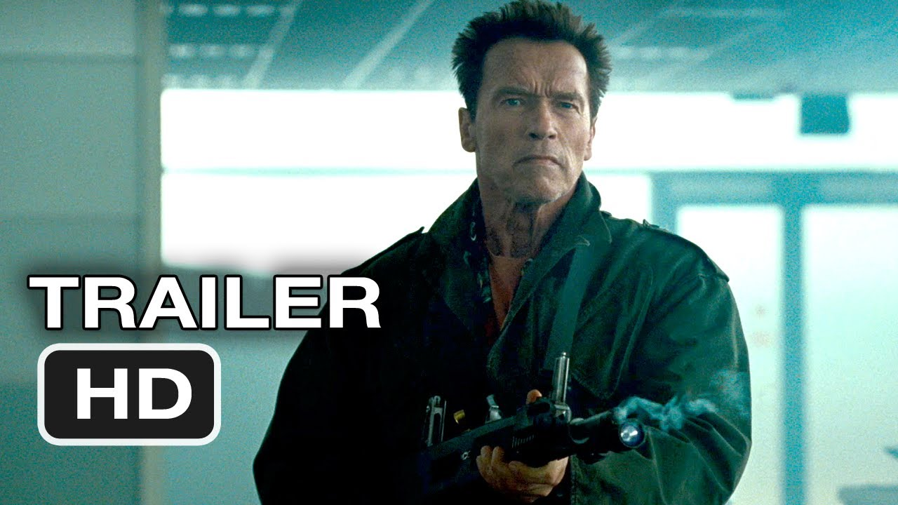 Movie Trailer:  The Expendables 2 (2012)