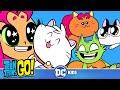 foto Teen Titans Go!   A Funny Cat Video   DC Kids