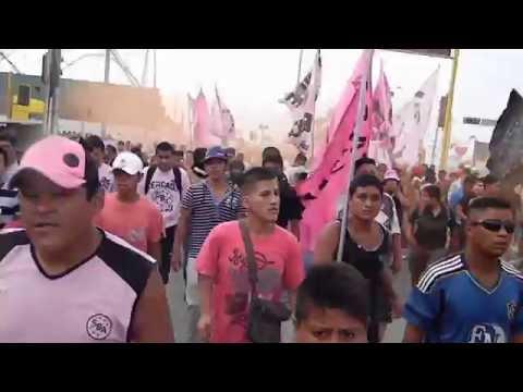 DE{SBA}NDE 1993 - 1 {NOCHE ROSADA, 28.3.15.SABADO} JUVENTUD ROSADA - IMPERIO ROSADO - CALLAO TERROR - Barra Popular Juventud Rosada - Sport Boys