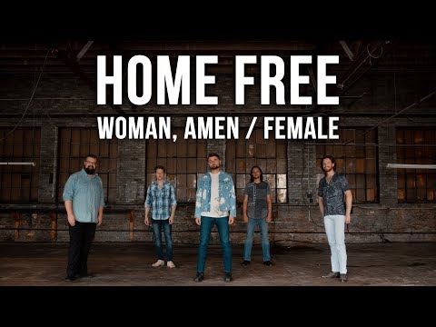 Video Dierks Bentley/Keith Urban - Woman, Amen / Female (Home Free Cover) download in MP3, 3GP, MP4, WEBM, AVI, FLV January 2017