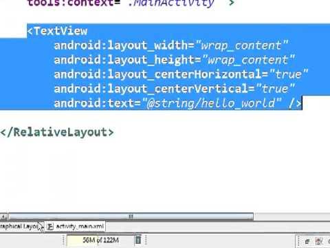 Descargar  Aplicaciones Moviles JAVA – Sesion9 : ANDROID, Introduccion a Android con Eclipse MEGA