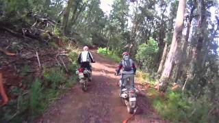 5. Enjoing the BMW G650 GS in Australia