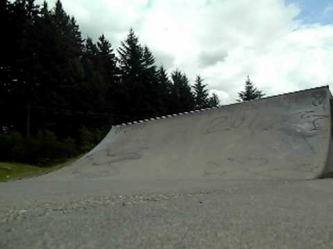 A Day At Silverdale Skatepark