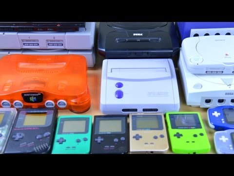 console - What's your favorite game console? I've always loved gaming and while I definitely don't have the best collection of consoles I decided to make this video to...