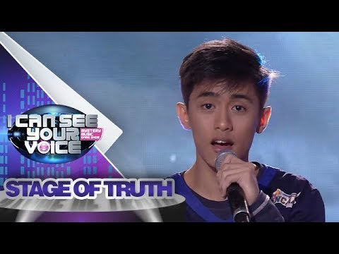 I Can See Your Voice PH: Nasa Huni Ang Pagsisisi | Stage Of Truth