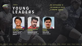 Asia Rugby Live S3 Episode 8 Young Leaders