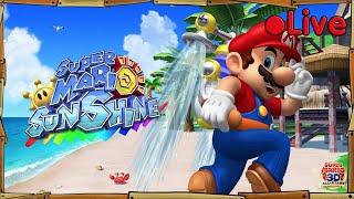 Super Mario Sunshine - • Live