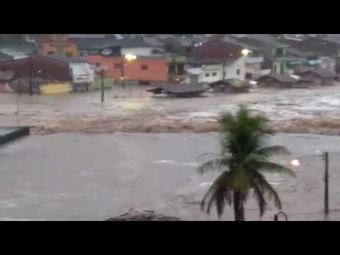 Enchentes em Belém de Maria-PE Maio 2017