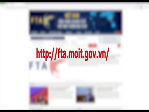 Cổng thông tin điện tử Hiệp định Thương mại tự do FTA Portal - Công cụ tra cứu thông tin hiệu quả