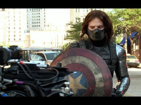 Captain America: The Winter Soldier (B-Roll 2)