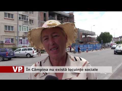 În Câmpina nu există locuințe sociale