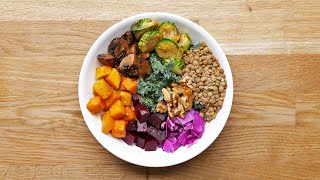 Energy-Boosting Buddha Bowl by Tasty