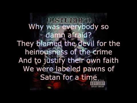 Tekst piosenki Disturbed - 3 po polsku