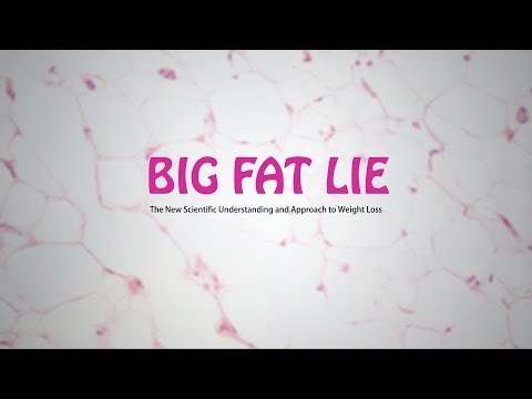 Big Fat Lie:  The New Scientific Understanding and Approach to Weight Loss