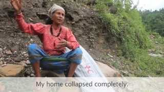 When a 7.8 magnitude earthquake struck Nepal in April, many families were left without shelter. Until their homes can be rebuilt or...