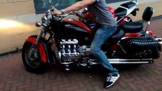 6. Honda Valkyrie - Cobra exhaust sound without bafflers http://www.valkyrieownersclub.com