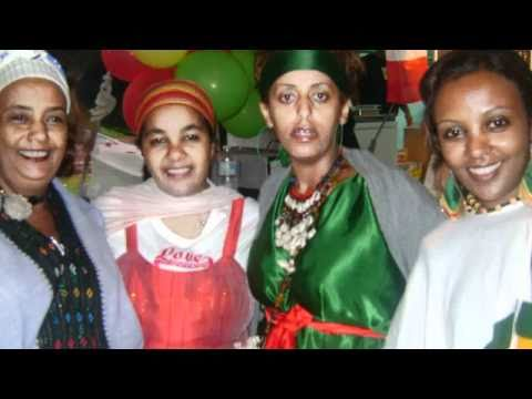 Wollo Music - this picture was taken ethiopian multiculture in canada 2010.