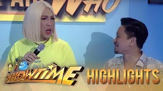 Video Vice Ganda reveals what he bought from Japan   It's Showtime KapareWho MP3, 3GP, MP4, WEBM, AVI, FLV Maret 2019