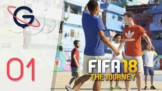 FIFA 18 : L'AVENTURE FR #1 - Le retour d'Alex Hunter !