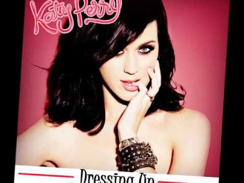 Katy Perry - Dressin' Up (DEMO) (Lyric Video)