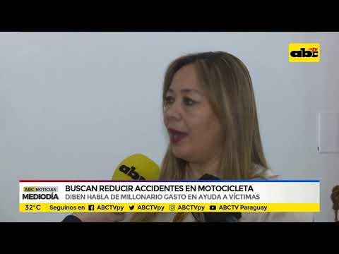 Buscan reducir accidentes en motocicletas