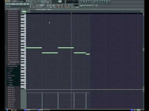 Kanye West Flashing Light - Remake in fl studio 8 by Polish Beat Maker