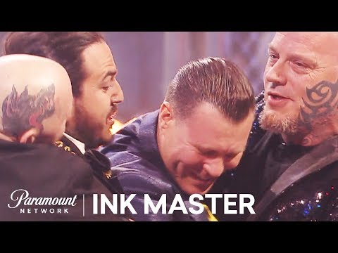 Cleen Rock One Finally Wins $100,000 | Ink Master: Grudge Match (Season 11)