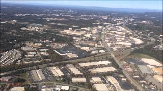 Spartanburg (SC) United States  city images : Landing - Greenville Spartanburg International Airport (GSP) - Greenville South Carolina