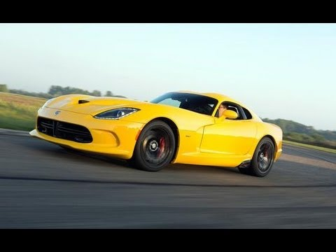 srt - Technical Editor Michael Austin gets a first drive review of the 2013 SRT Viper. Subscribe! http://bit.ly/subscribecaranddriver Read the full article here: h...