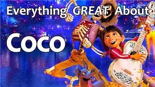 Video Everything GREAT About Coco! MP3, 3GP, MP4, WEBM, AVI, FLV Oktober 2018