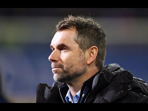 HSV-Coach Hollerbach optimistisch nach Hannover-Spiel ...
