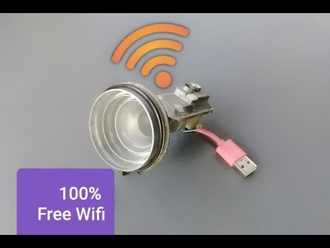 Free Internet WiFi 100% Working - Use Free Data internet 2019